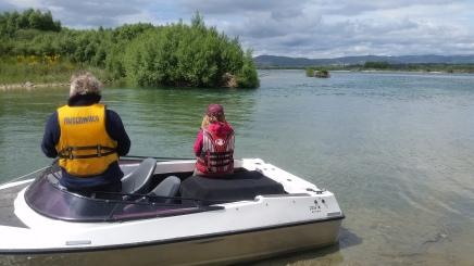 Waikati River Fishing